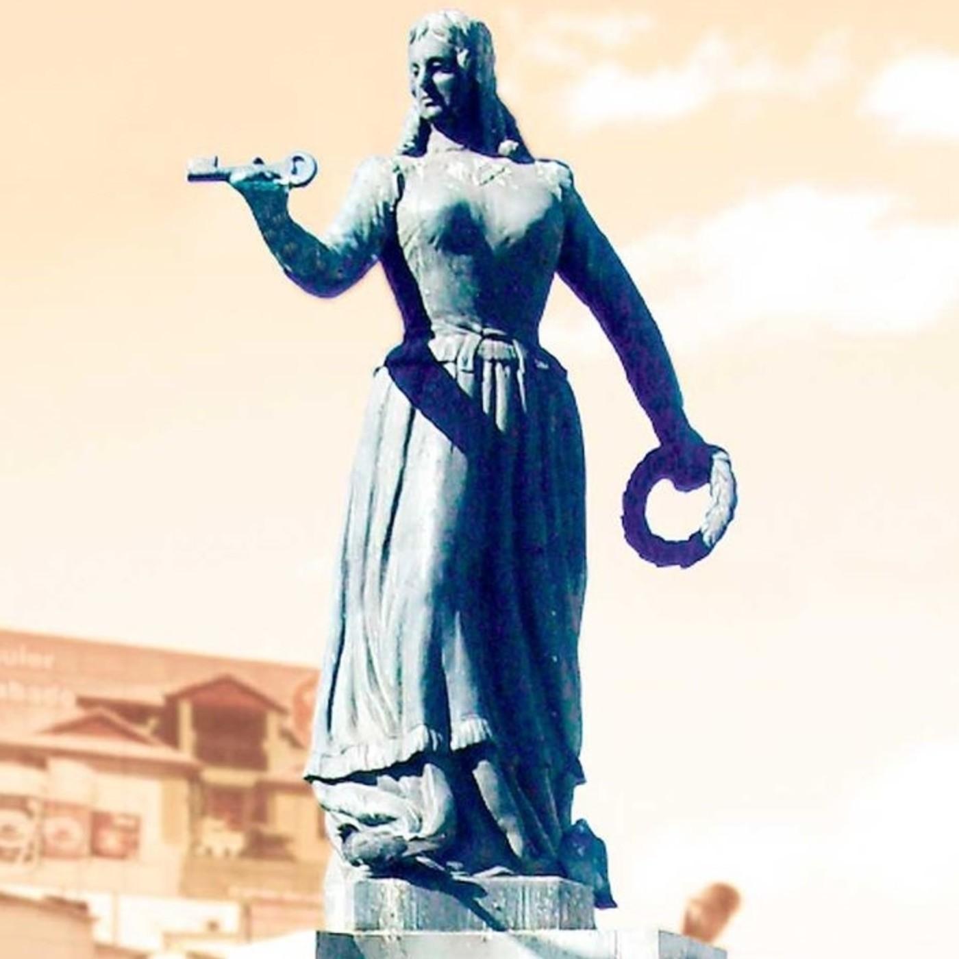 Vicenta Juaristi, la gran heroína paceña
