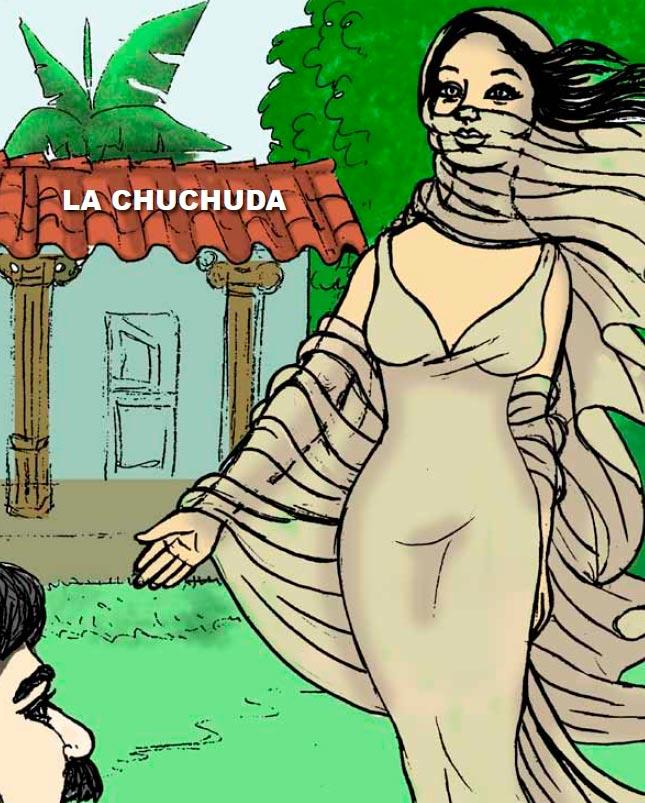 LA CHUCHUDA