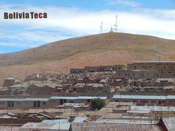 Misterios oscuros en los barrios de Pulacayo