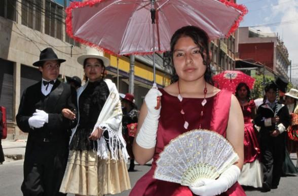 Tradiciones paceñas heredadas