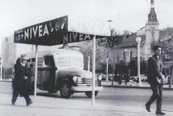 Historia de la publicidad exterior en Bolivia