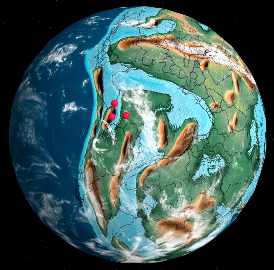 ¿Cómo era Bolivia hace millones de años?