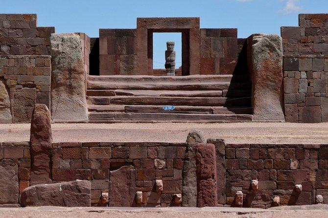 América primitiva, Civilización aymara, Tiahuanacu