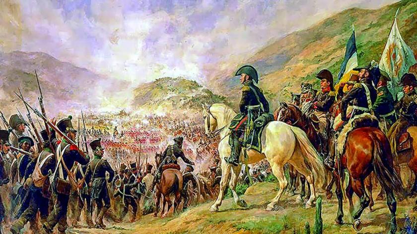 Segundo ejército auxiliar argentino.- Sus victorias y derrotas.- Batalla de Florida.